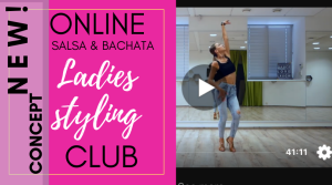 Online club salsa bachata LS