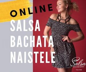 Online salsa bachata alina