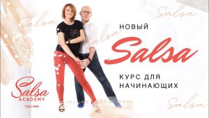 Salsa algajad RUS Vova ksenia poster