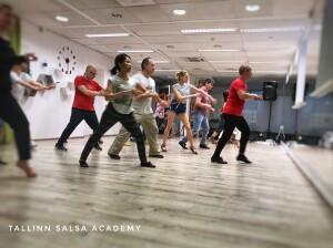Salsa bachata summer 2020-23